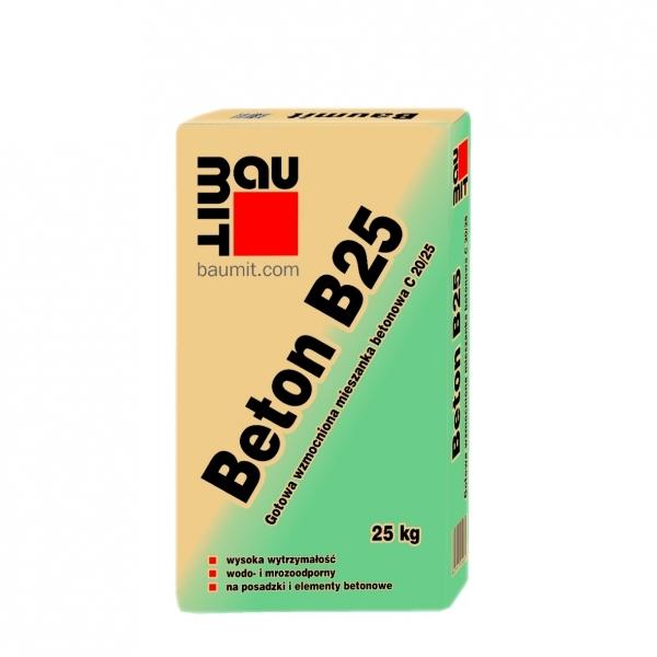 B25 Beton Preis : beton klasy c20 25 baumit beton b25 ~ Articles-book.com Haus und Dekorationen